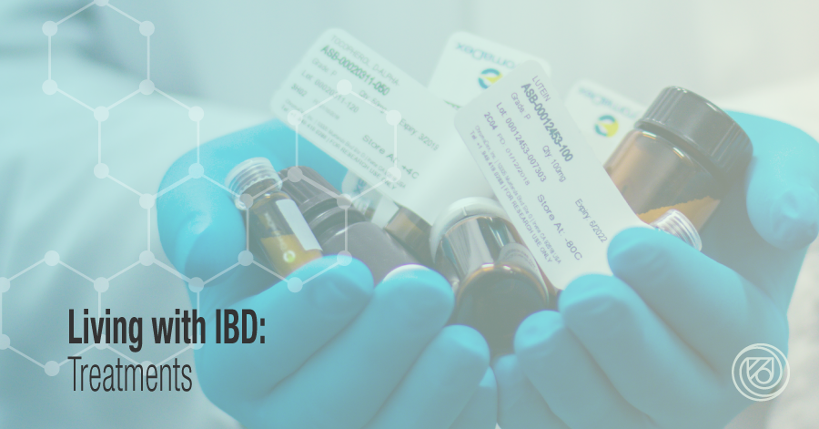 Living with IBD: treatments - NEW DEAL project